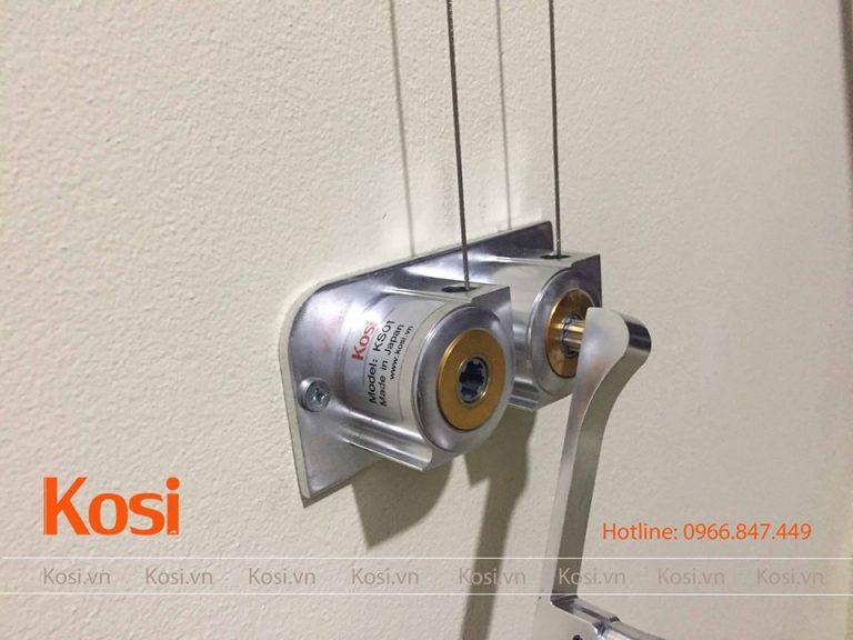 Bộ tời bộ sản phẩm giàn phơi Kosi KS01