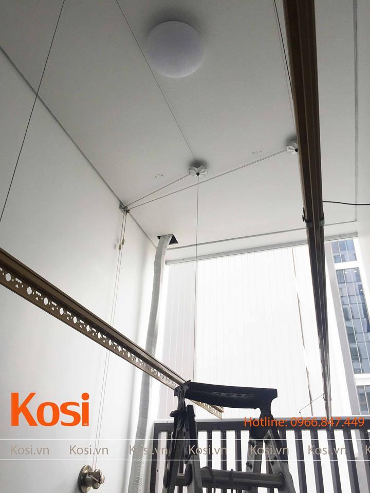 Giàn phơi thông minh Kosi KS06