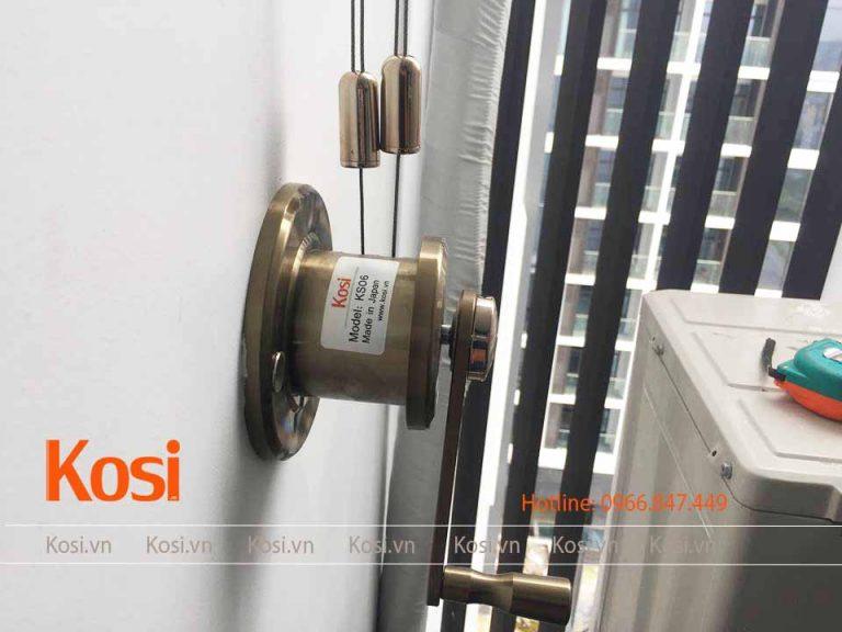 Bộ tời của bộ giàn phơi thông minh Kosi KS06