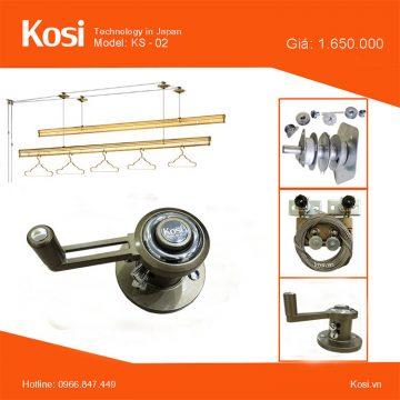 Giàn phơi Kosi – KS02