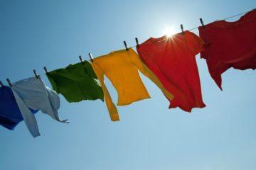 Mưa phùn kéo dài máy sấy quần áo, giàn phơi thông minh cháy hàng