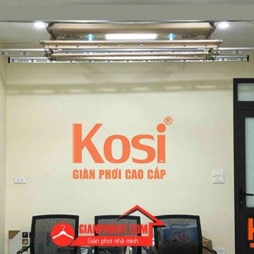 Giàn phơi điều khiển từ xa Kosi – BT1205KS