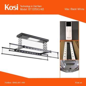 Giàn phơi điều khiển từ xa Kosi BT1205KS-NB