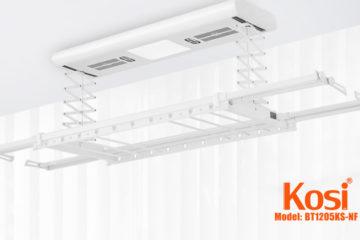 Giới thiệu sản phẩm giàn phơi tự động Kosi BT1205KS NF