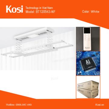 Giàn phơi điều khiển từ xa Kosi BT1205KS-NF