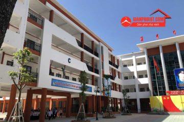 Lắp đặt lưới an toàn cho trường tiểu học Thanh Trì Hà Nội