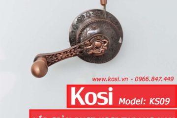 Lắp đặt giàn phơi Kosi KS09 tại Lục Nam – Bắc Giang